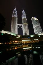 KLCC Twin towers - Woooweee!!!